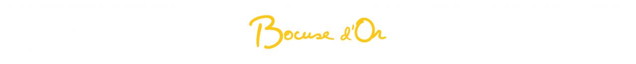logo bocuse d or